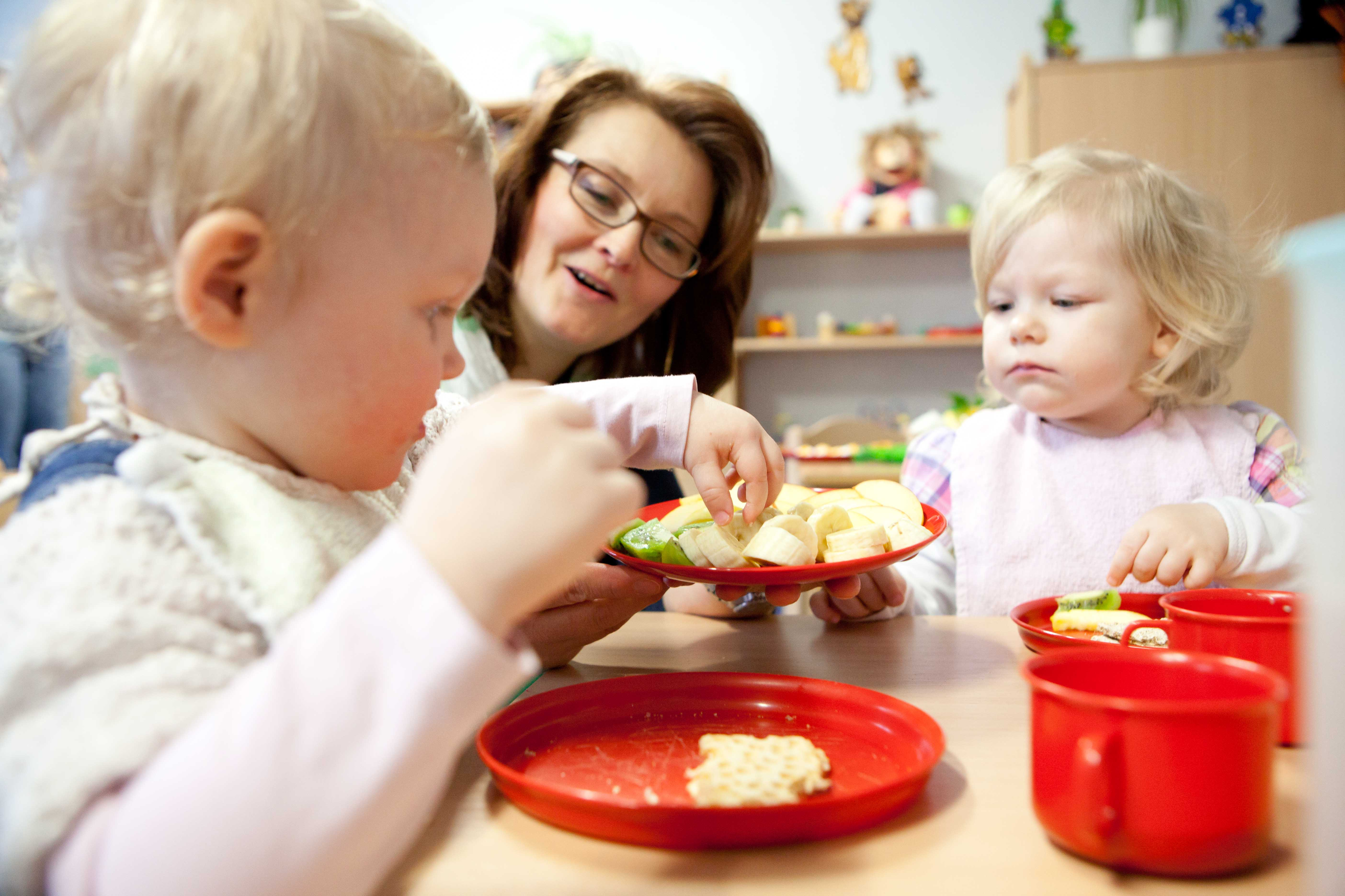 Integrative Kindertagesstaette beim ASB in Thueringen